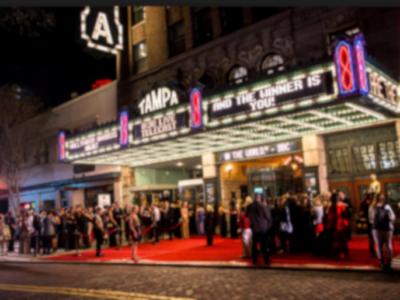 Tampa Theatre by David Moore & No More Detours jazz-pop band Tampa Bay Chicago New York Nashville LA Vegas